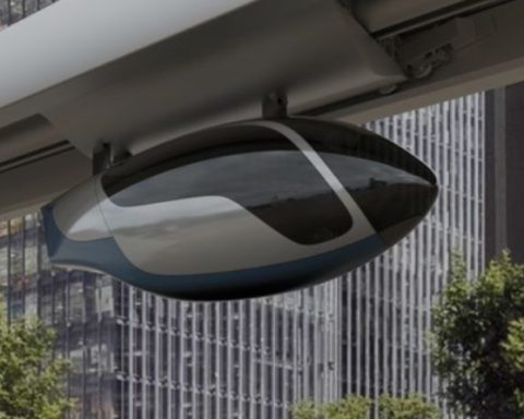 virgin hyperloop one india: la alternativa del tren de levitación magnética 4