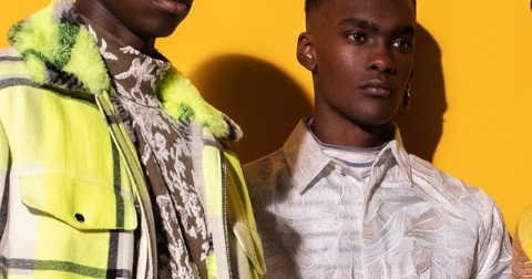 Kim Jones y Amoako Boafo y Dior SS21, una opción alternativa y digital 17
