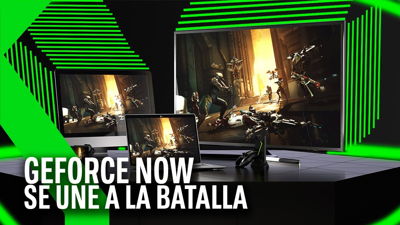 Las alternativas a Stadia - el rival es Geforce Now 2